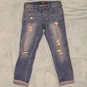 Hollister Vintage Boyfriend Jeans